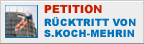 Petition Koch-Mehrin